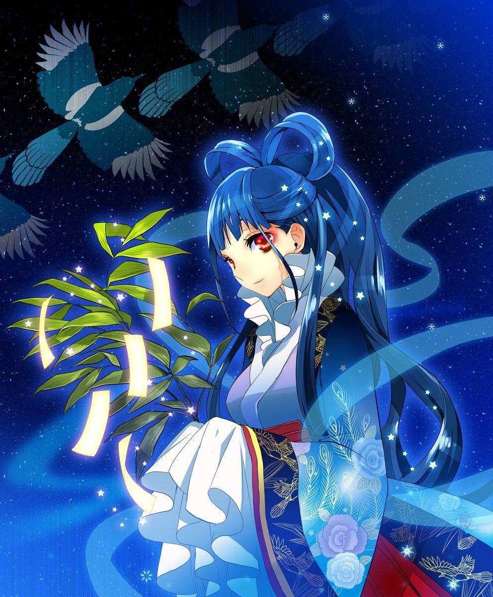 Tanabata Orihime Goddess