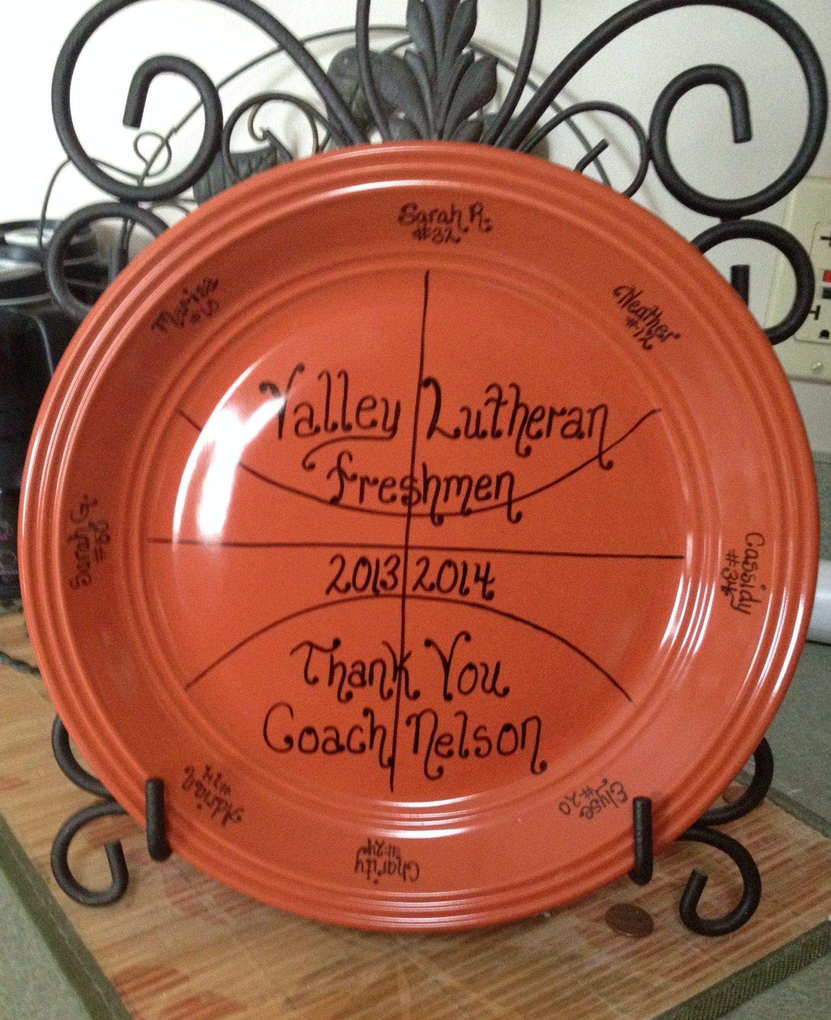 Basketball coach gift   Basketball ideas   Pinterest   Coach gifts ...