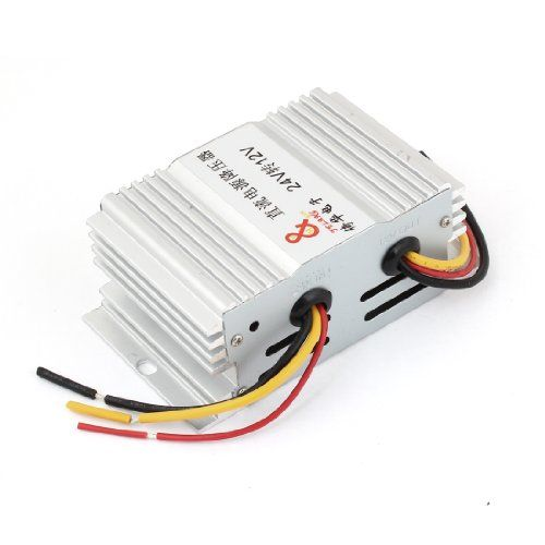 Introducing Uxcell Dc 24v To 12v 10a Power Supply Transformer Converter For Car Get Your Car Parts Here And Follow Us For More Upda Car Parts Car Transformers