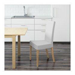 IKEA - HARRY, Cadeira, A capa pode ser lavada na máquina.O encosto alto e o assento almofadado com estofo em poliéster proporcionam um ótimo conforto.