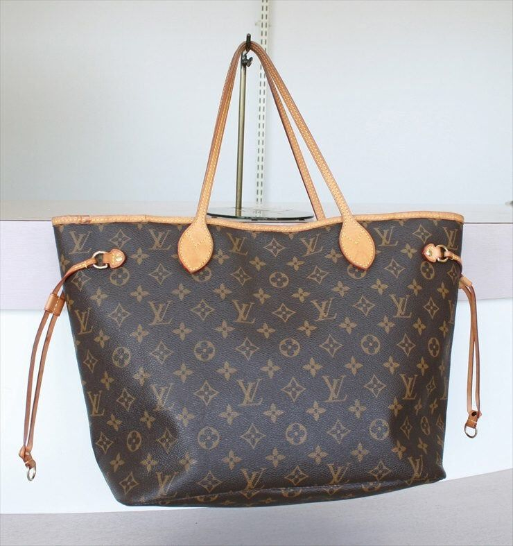 Louis Vuitton Neverfull Mm Monogram 100 Authentic Guaranteed Item Condition Pre Owned Lines Louis Vuitton Neverfull Mm Louis Vuitton Neverfull Mm Monogram