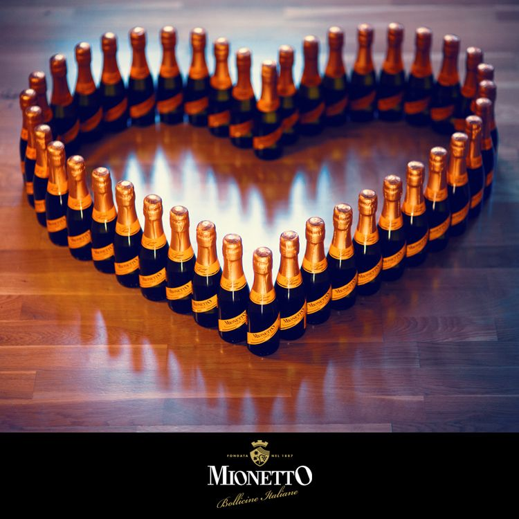 Mionetto Prosecco Photography by kraft&adel