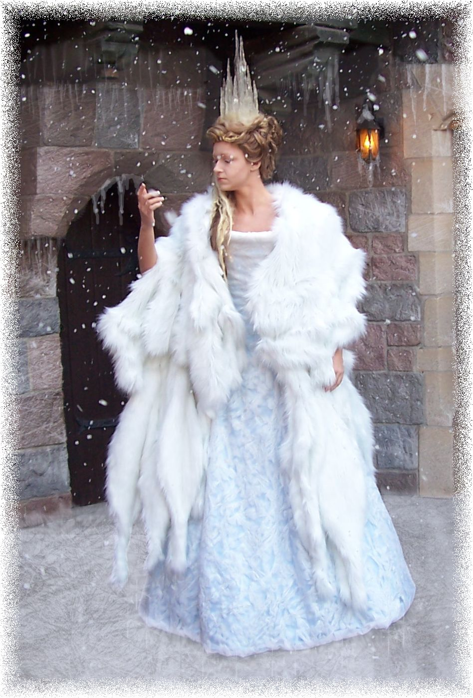 White Witch Costume White witch costume coolest