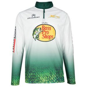 Bass Pro Shops Logo Fishing Jersey for Men | Products in