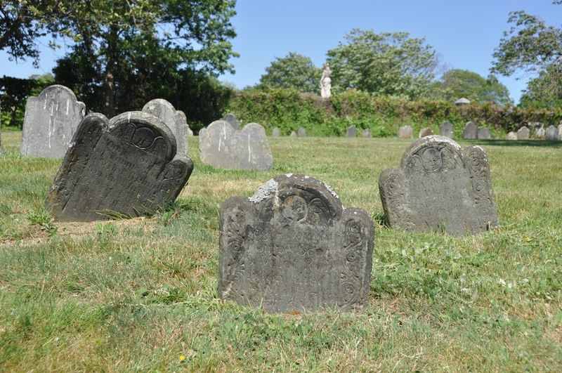 The Beautiful Forgotten And Moving Graves Of New England S Slaves