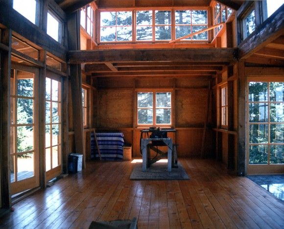 Merveilleux Interior Of Mount Dallas Cabin, San Juan Island By David Vandervort  Architects | Tiny Houses | Pinterest | San Juan Islands, Cabin And Dallas