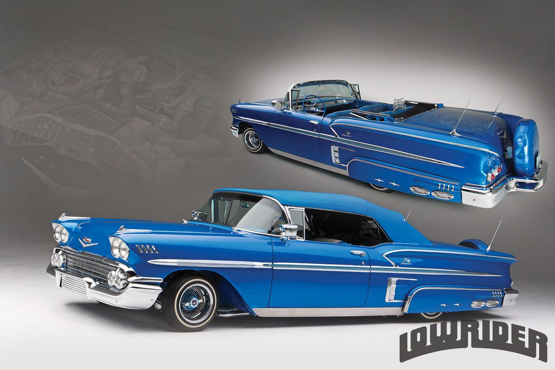 Impala 1958 chevrolet impala : 1958 chevrolet impala convertible   Fly Ass Rides   Pinterest ...