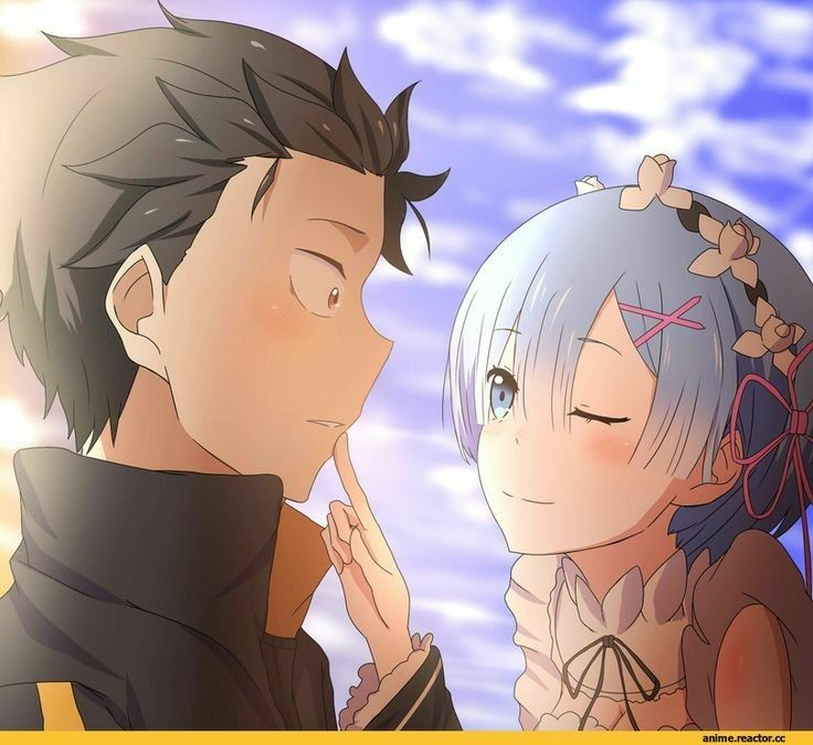 CLICK For More - Anime Couple
