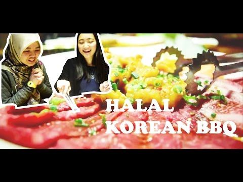 1 Halal Korean Bbq In Okachimachi Youtube Korean Bbq Bbq Halal
