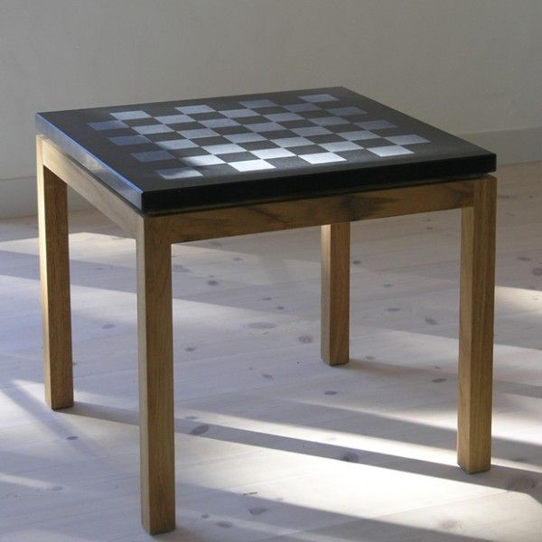 Fine Custom Modern Chess Table Google Search Chess Table Cjindustries Chair Design For Home Cjindustriesco