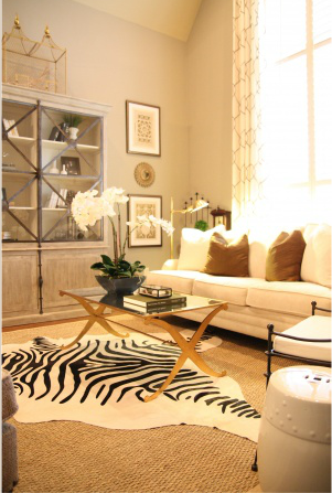 minus the zebra carpet i m liking the cozy yet open feel of this rh pinterest com