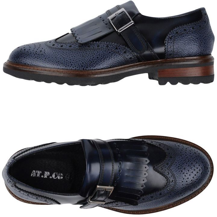 FOOTWEAR - Loafers AT.P. CO OCZgyCBWI