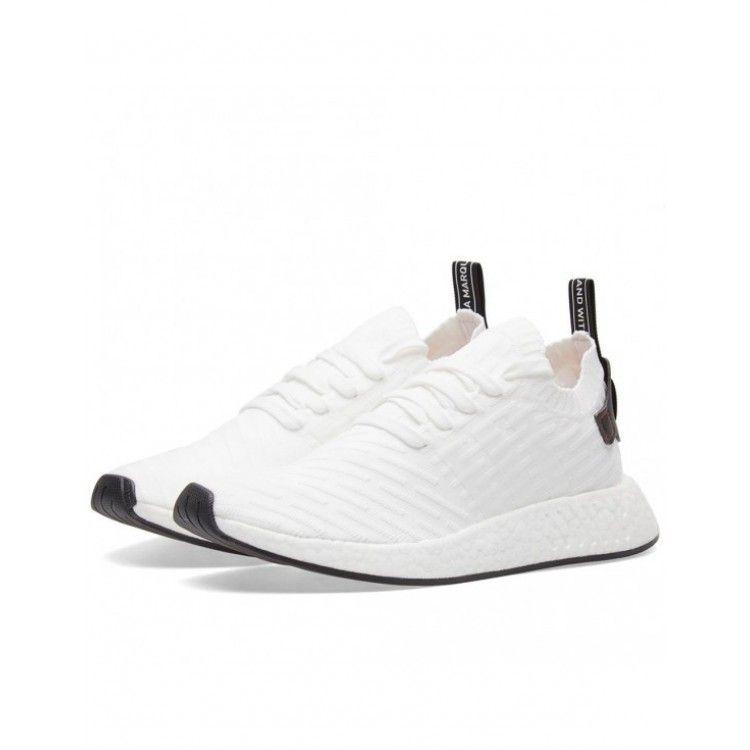 Adidas Mens Nmd R2 White Black By3015 Adidas Men Mens Nmd Nmd
