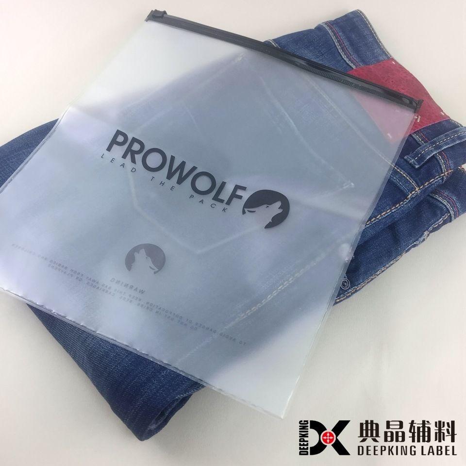 Custom Printed Plastic Ziplock Bags Pvc Zip Lock