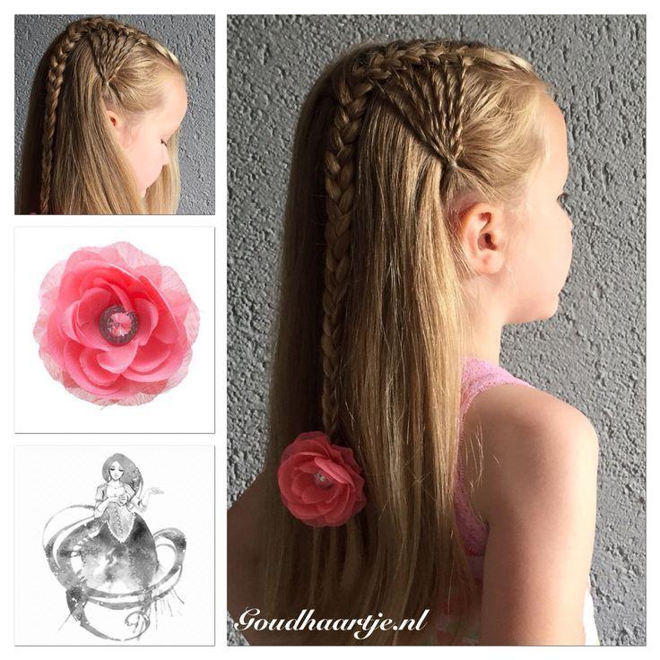 f0fb112be1d69c586b8e932b706d85c6jpg (736×736) peinados niñas u003c3 - peinados de nia faciles de hacer