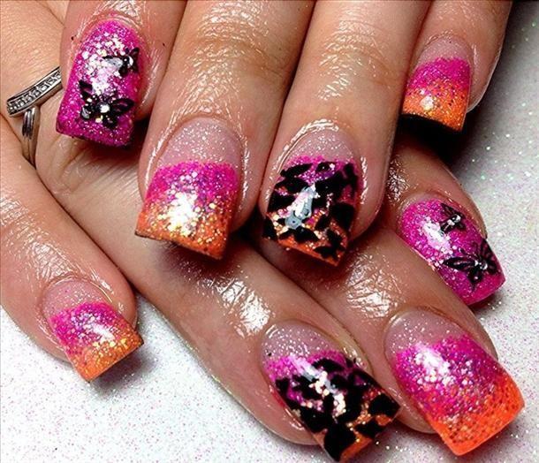 Acrylic nails images