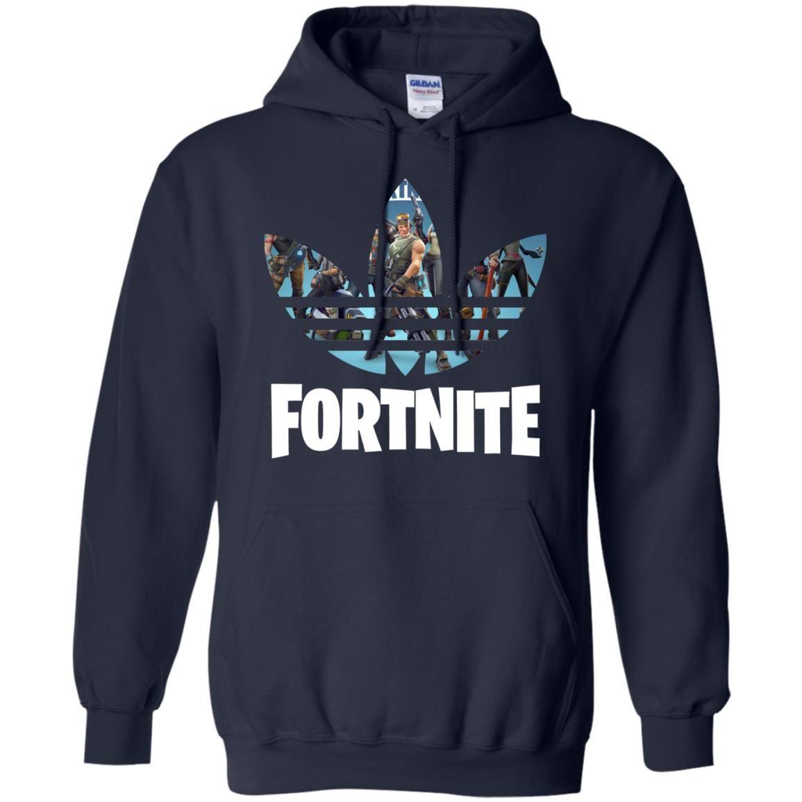 Adidas Fortnite addicted shirt, hoodie, sweater, sweatshirt