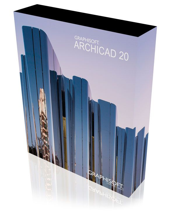 GraphiSoft ArchiCAD 20 Build 4009 Crack + Serial Key Free