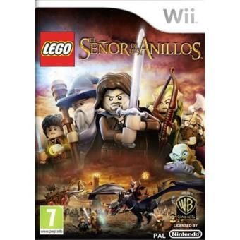Lego El Señor De Los Anillos Wii 0 Juegos De Wii Nintendo 3ds Wii