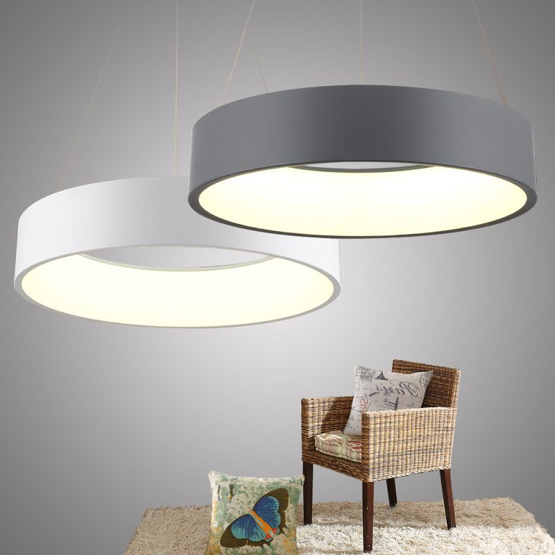 Reviews Modern led Pendant Lighting Real Lampe Lamparas for Kitchen