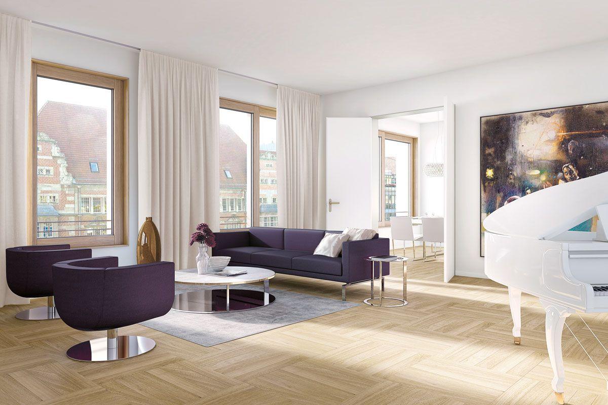 Palais Varnhagen palais varnhagen wohnzimmer artprojekt david chipperfield