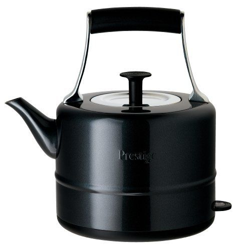 Prestige Cordless Traditional Kettle, Dark Grey, 1.5 Litre by Meyer Group - available at argos