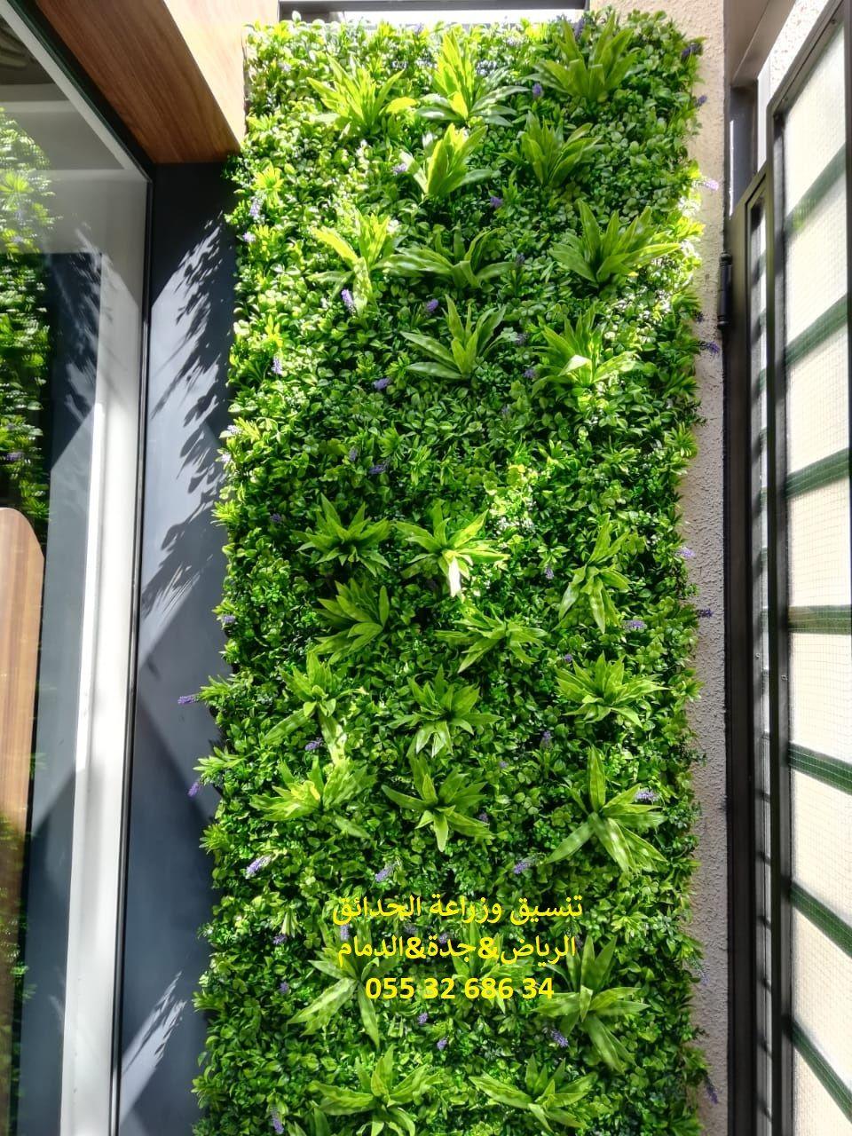 تنسيق الحدائق الصغيرة تصميم الحدائق المنزلية عشب صناعي للحدائق عشب جداري ثري دى موف سعر متر العشب Herbs Plants House