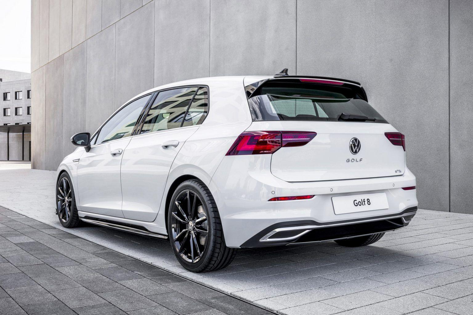 Oettinger Offer Aerodynamic Kit For Volkswagen Golf 8 Volkswagen Golf Volkswagen First Cars