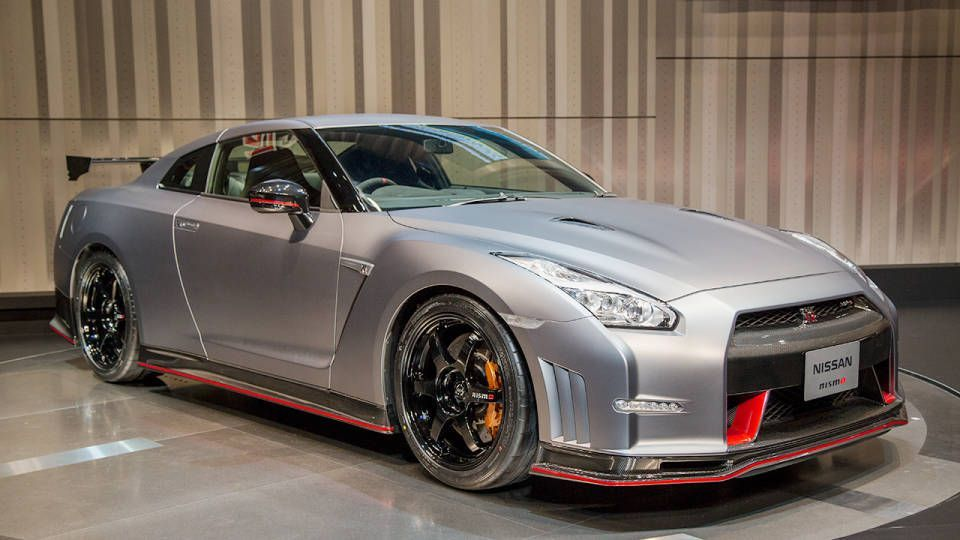 Motor Show 2015 Singapore | 2015 Nissan GT R Nismo At The Tokyo Motor Show.