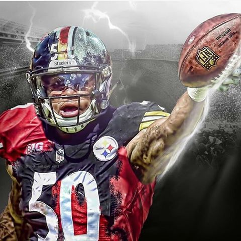 Ryan Shazier Shazier Edit Via Black And Gold Edits Please Tag Him Pittsburgh Steelers Quotes Pittsburgh Steelers Players Pittsburgh Steelers Logo