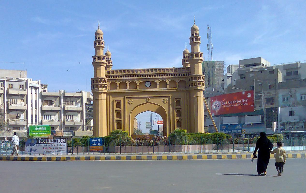 Dating places in karachi