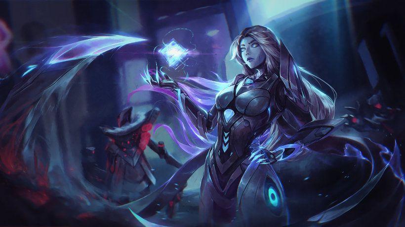 Project Evelynn Lol League Of Legends 4k 28457 Lol League Of Legends League Of Legends Hd Wallpaper 4k