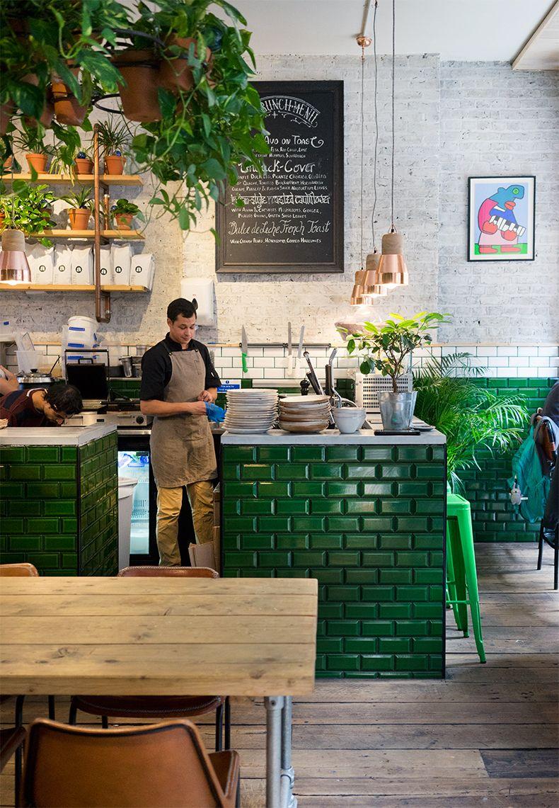 City Guide Londres Mamie Boude 9 Interieur De Restaurant Design De Restaurant Design Interieur De Cafe