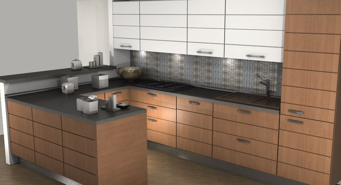 cucina scavolini con penisola scavolini sermobil kitchen contemporary design space white wood