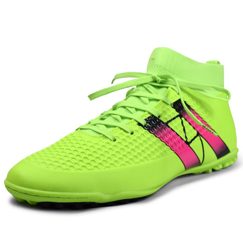 ceb24ecf79fc Indoor futsal soccer boots sneakers men Cheap soccer cleats superfly  original sock football shoes with ankle boots high hall