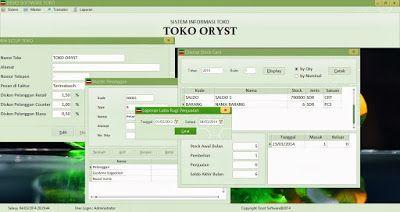 Oryst Aplikasi penjualan Gratis Aplikasi, Toko