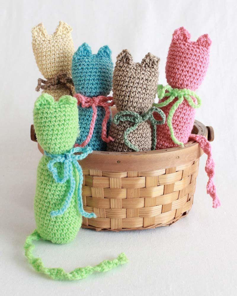 Maggie's Crochet · Purr-fect Kitties Crochet Pattern