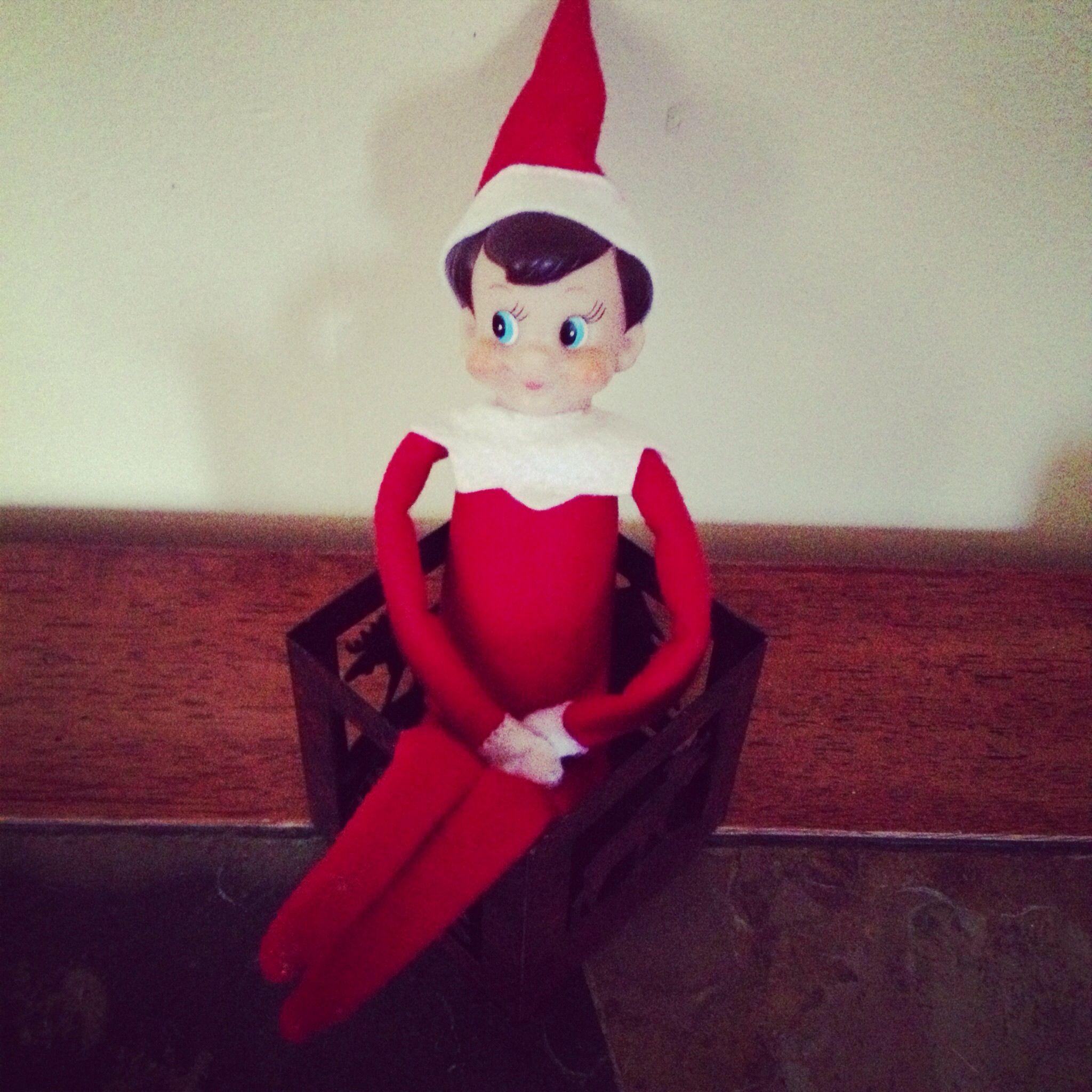 Christmas #elfontheshelf