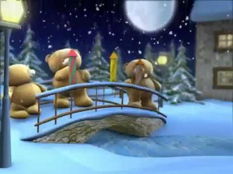 Forever Friends Happy New Year Funny Christmas Videos New Year Gif Forever Friends Bear