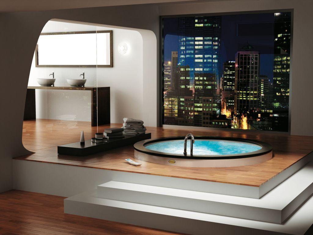 Scopri di più sulle vasche da bagno di lusso Jacuzzi Europe,modelli ...