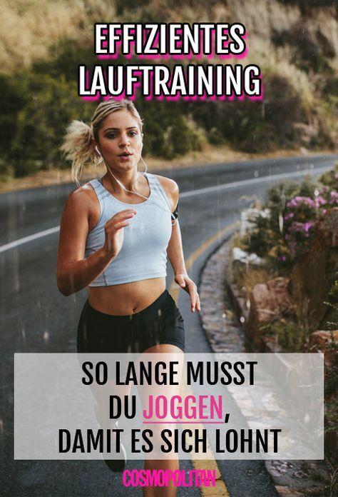 Joggen: Mit dieser Lauftechnik verbrennst du am meisten Fett