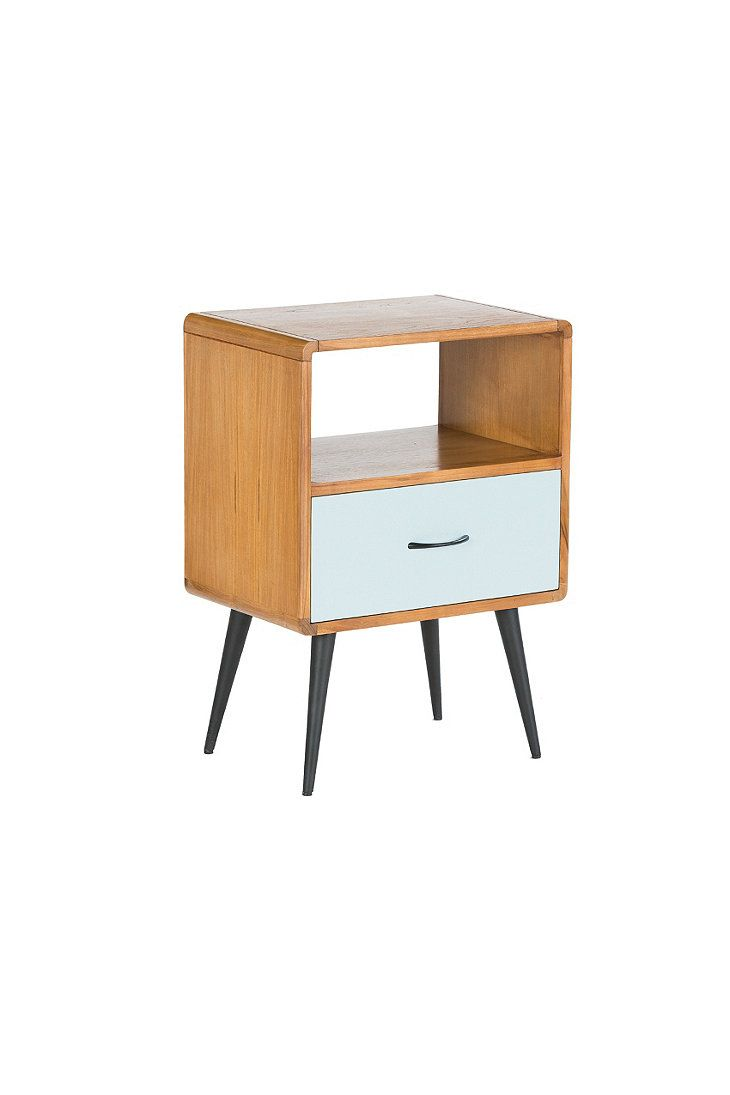 Best Mid Century Oyster Side Table Bedroom Furniture For Sale 640 x 480