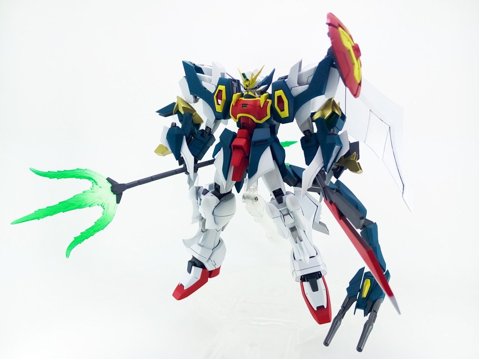 Robot Spirits Mobile Suit Gundam Wing Altron Gundam Action Figur... FROM JAPAN
