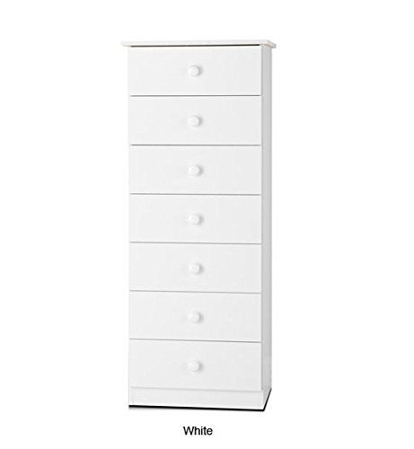 Narrow white dresser bestdressers 2017 - Shallow dressers for small spaces ...