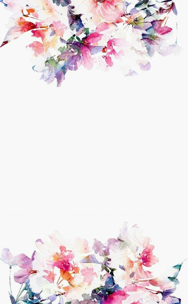 Floral Wallpapers Iphone Backgrounds Pattern Background Flower Wallpaper Vintage Flowers 7 Colour Book