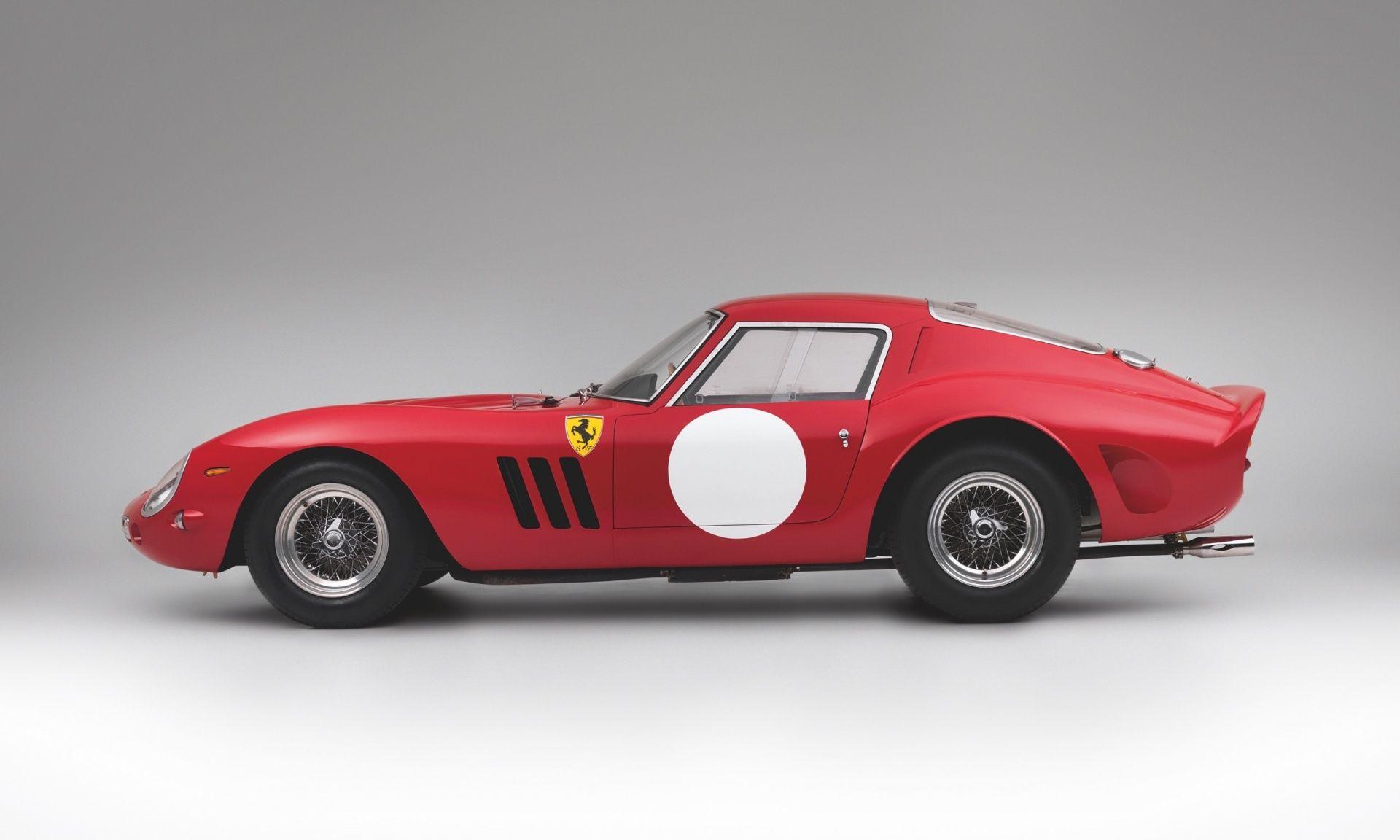 1963 Ferrari 250 Gto Conversion By Hoyle Jolley Classic