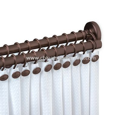 bronze shower curtain rod - Google Search | Home Solutions ...