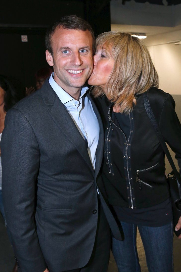 Emmanuel Macron And Brigitte Trogneux S Relationship Is Raising Some Controversial Questions Brigitte French Women Women