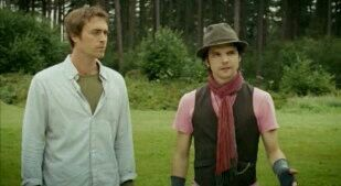 Connor and Stephen-Primeval