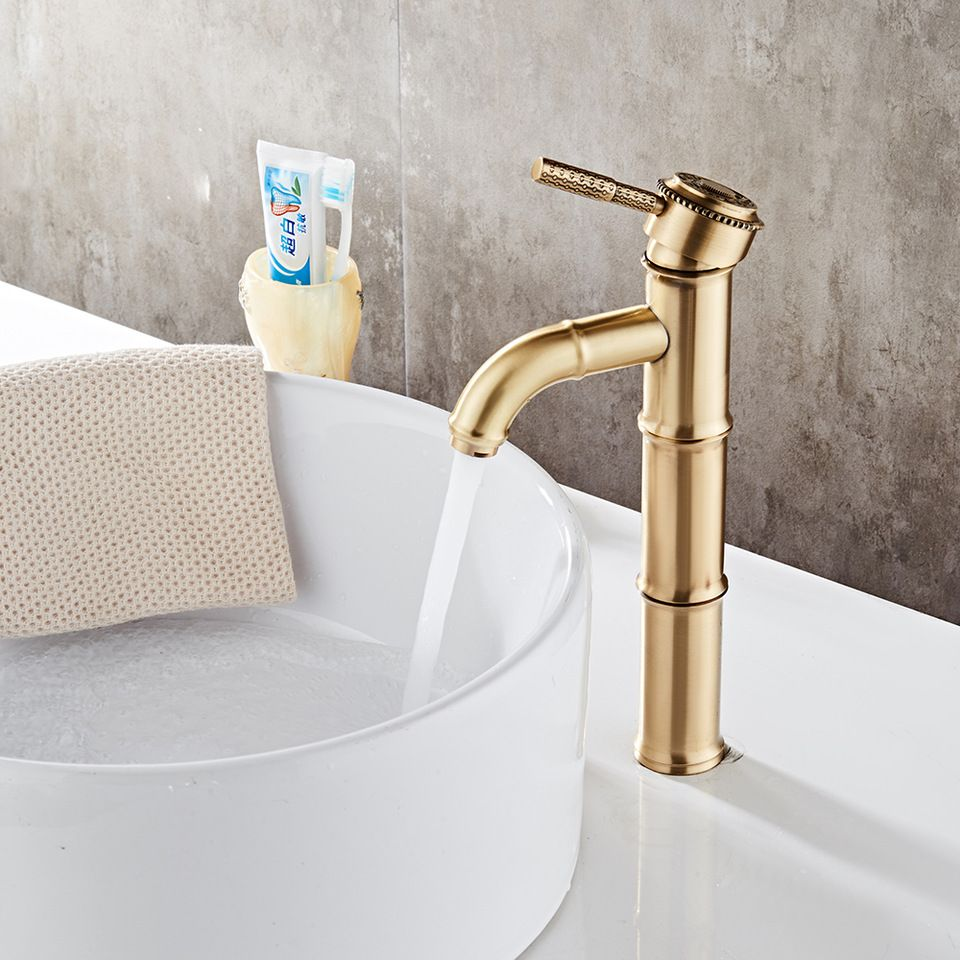 Hot/cold water mixer playing sand bathroom mixer tap classic ...